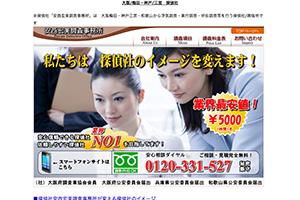 女性探偵社 安西宏美調査事務所のHP