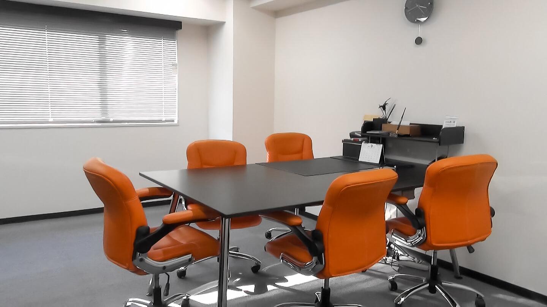 ISM調査事務所のオフィス