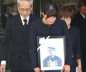 上原多香子 TENNの葬儀・お葬式