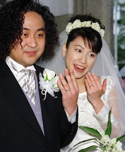 葉加瀬太郎と結婚した高田真由子